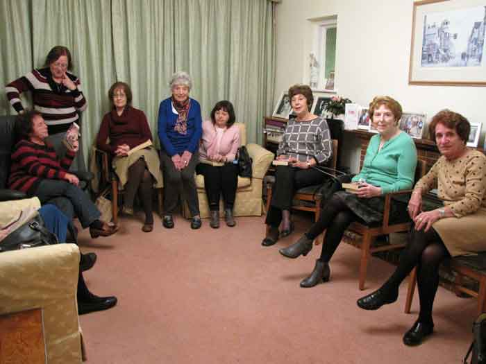 Kingston Synagogue Book Club