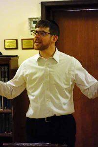 Rabbi Samuel Landau