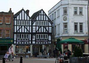 Kingston: a bona fide market town
