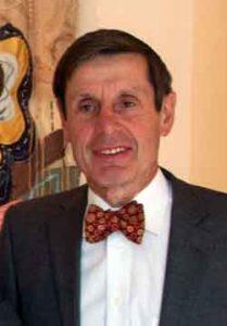 Dr Martin Wolfson, KSDS Chairman