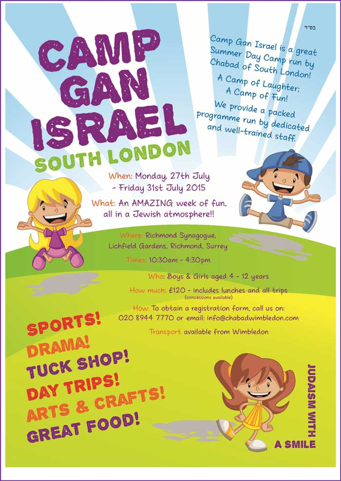 Gan Israel S London